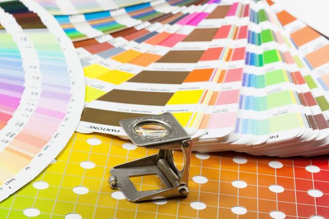 Kolory w druku – czy dokładnie pokazują rzeczywistość?